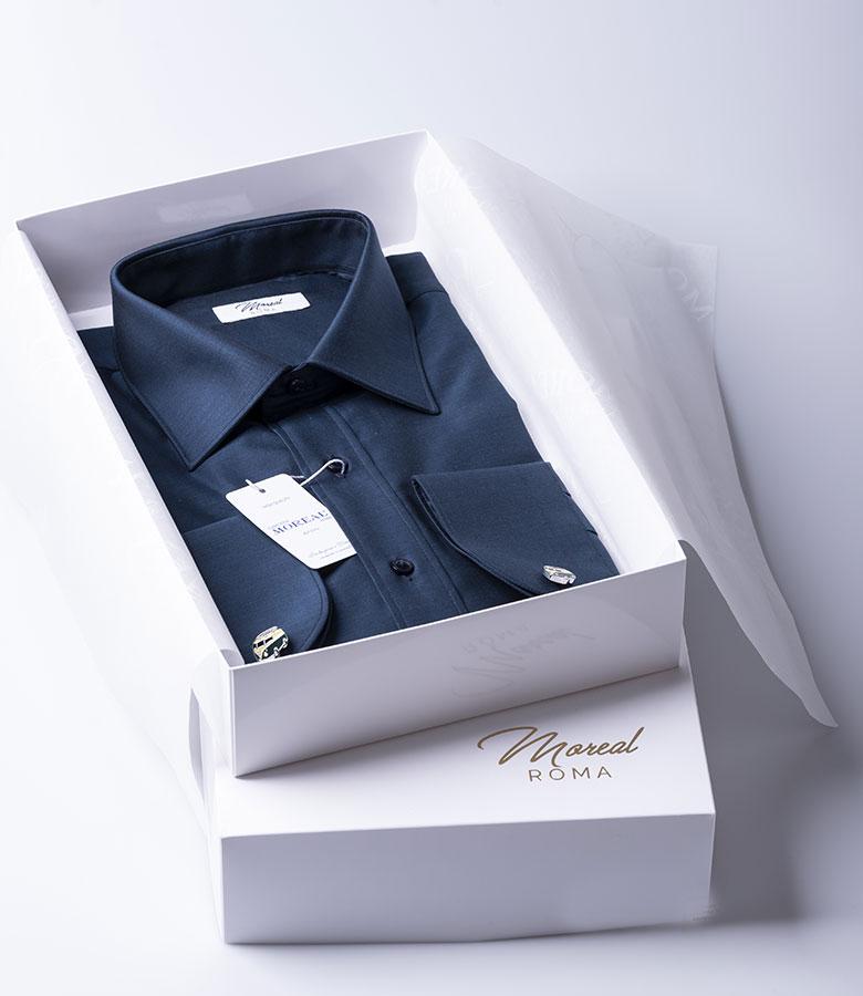 camicia elegante a roma