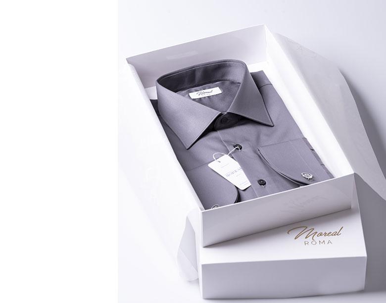 camicia classica a Roma
